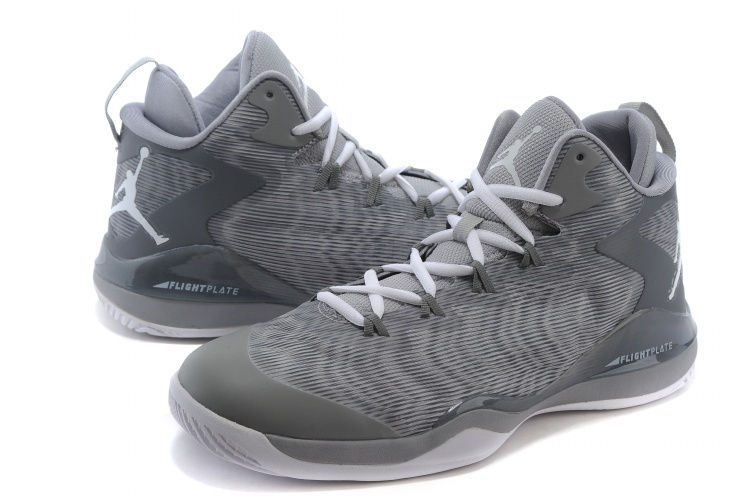 Jordan Griffin 3 All Grey Shoes