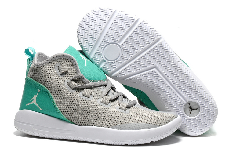 Jordan Reveal GS Grey Jade White Shoes