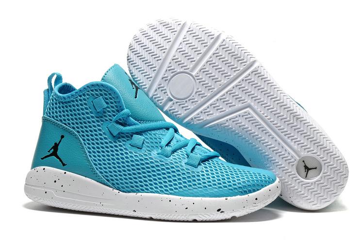 Jordan Reveal GS Sea Blue White Shoes