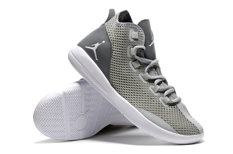 Jordan Reveal Silver Grey Shoes