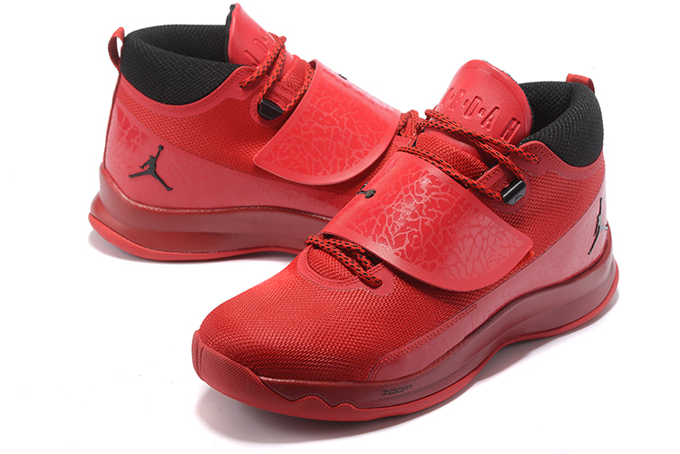 Jordan Super.Fly 5 Red Black Shoes
