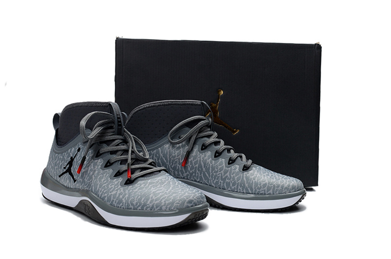 Jordan Trainer 1 Siver Black Shoes