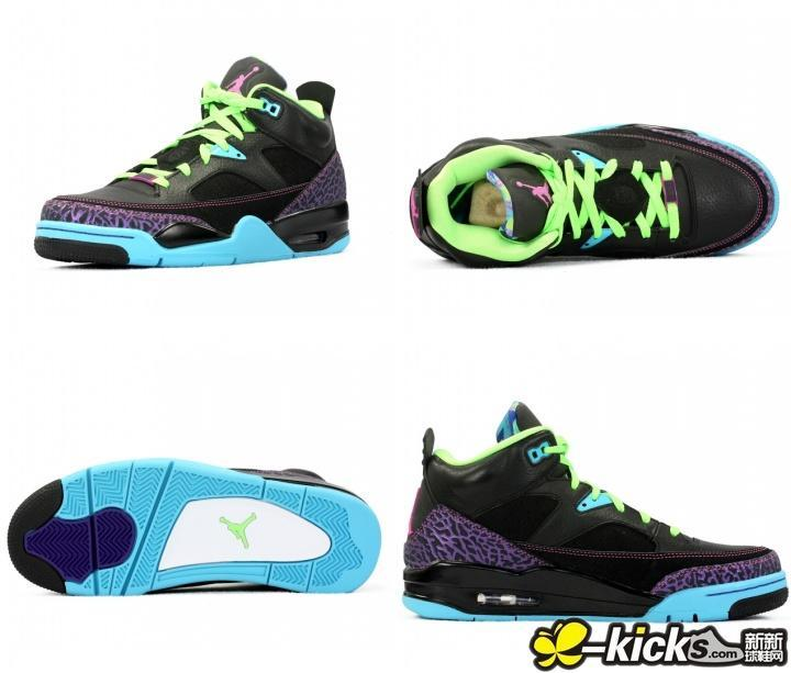 Mandarick Duck Jordan 3 Shoes