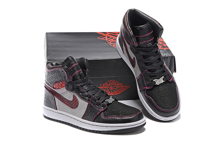 New Air Jordan 1 Limited Brooklyn Shoes