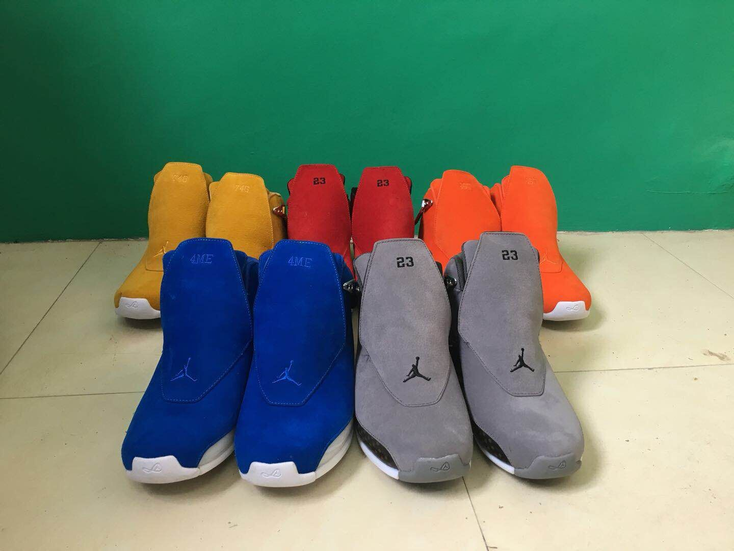 New Air Jordan 18 Retro