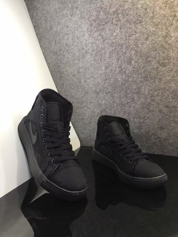 New 2016 Air Jordan 1 All Black Shoes