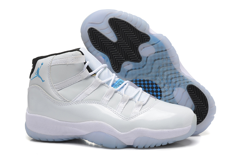 New Air Jordan 11 All White For Women