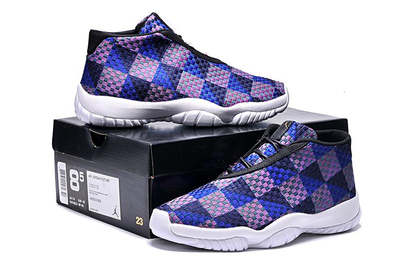 New Air Jordan 11 Future Blue Shoes