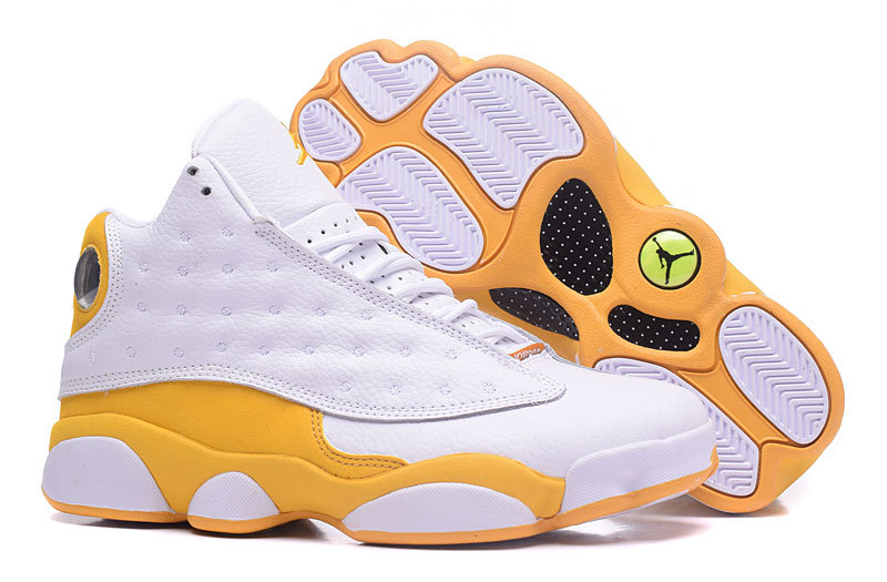 air jordan retro 13 all yellow
