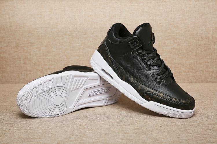 New Air Jordan 3 Gold Medal Shoes