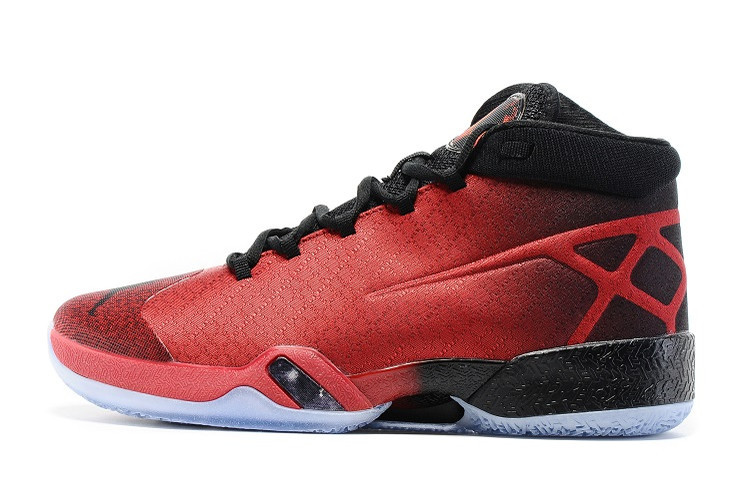 New Air Jordan 30 Red Black Shoes