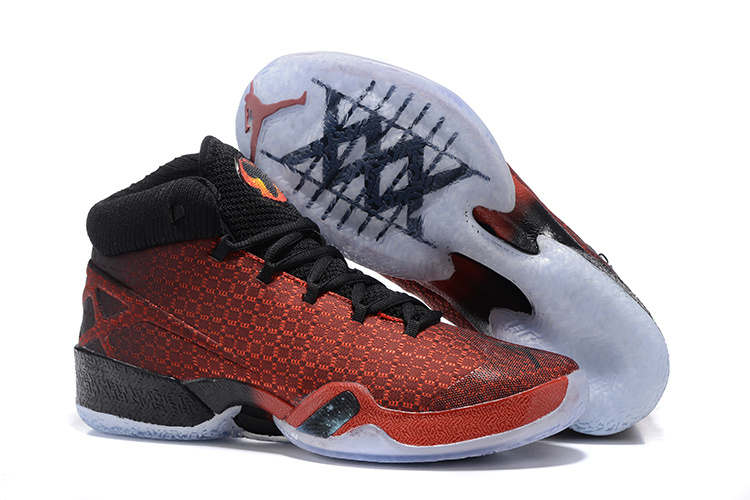 New Air Jordan 30 Westbrook Red Black Shoes