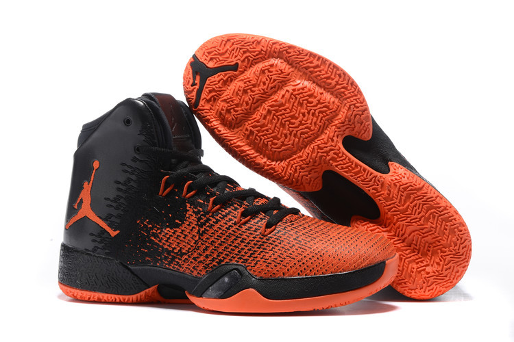 New Air Jordan 30.5 Orange Black Shoes