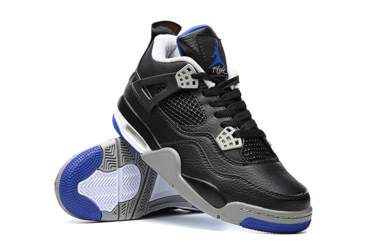 New Air Jordan 4 Royal Game Shoes