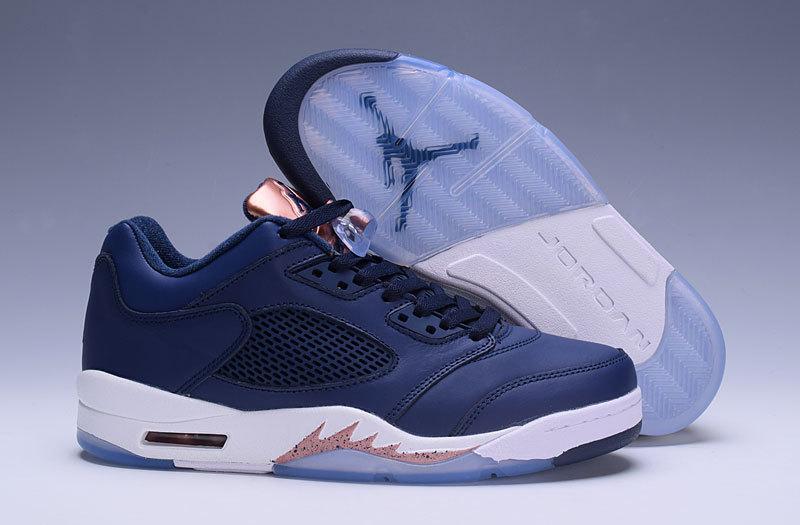 New Air Jordan 5 Bronze Medal Shoes