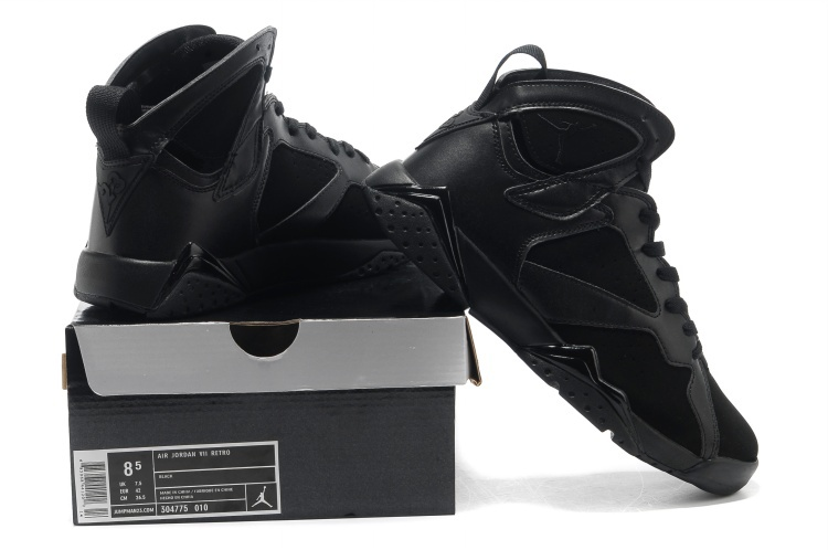 air jordan 7 blackout