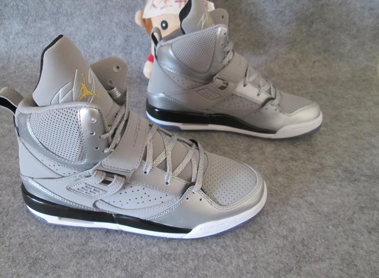 New Original Air Jordan Flight 4.5 Dream Silver Shoes For Women