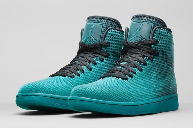 New Jordan 4LAB1 Green Black Shoes