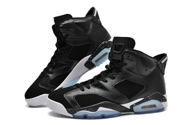 New Jordan 6 Retro Oreo Colorways Shoes