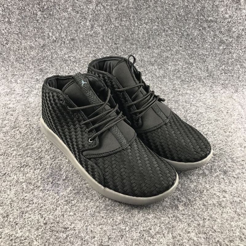 New Jordan Eclipse 3 Knit All Black Lover Shoes