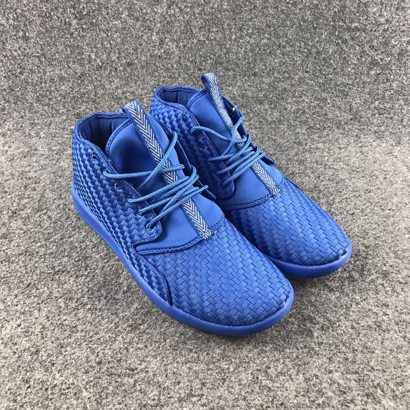 New Jordan Eclipse 3 Knit All Blue Lover Shoes