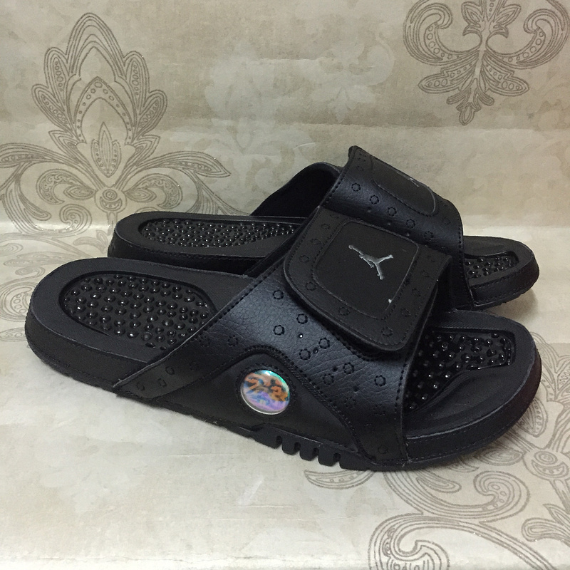 New Jordan Hydro XIII Retro All Black