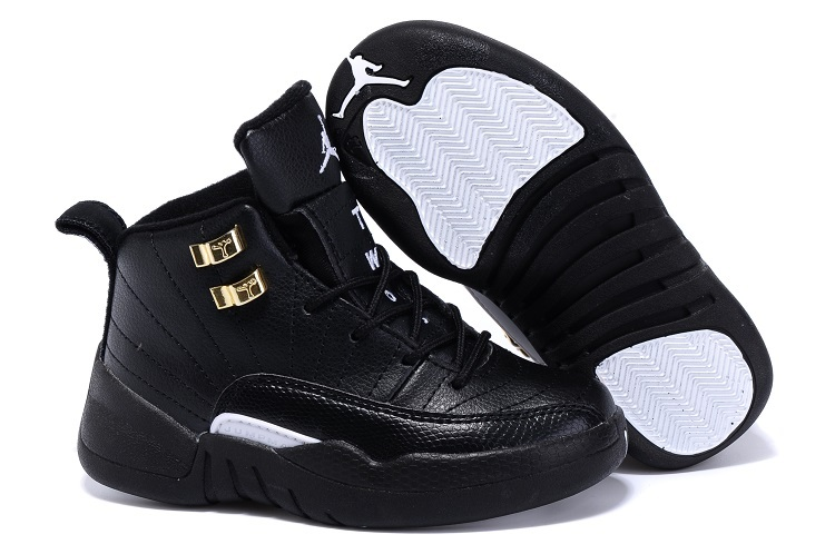 New Kids Air Jordan 12 Master Shoes