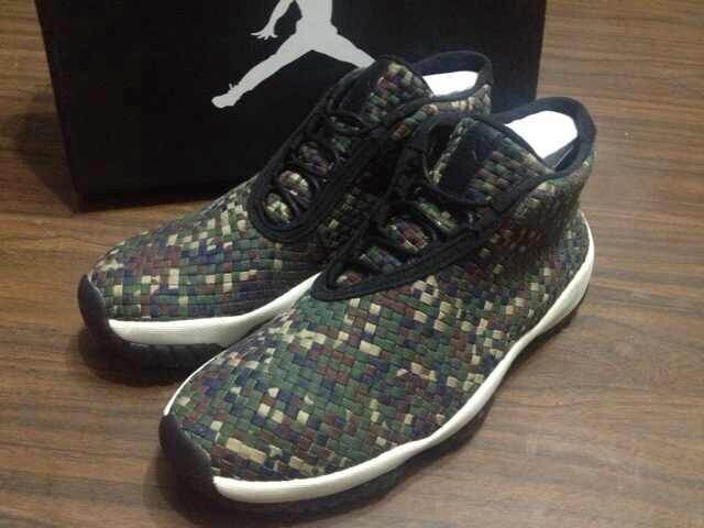 Nike Air Jordan Future Dark Army Shoes