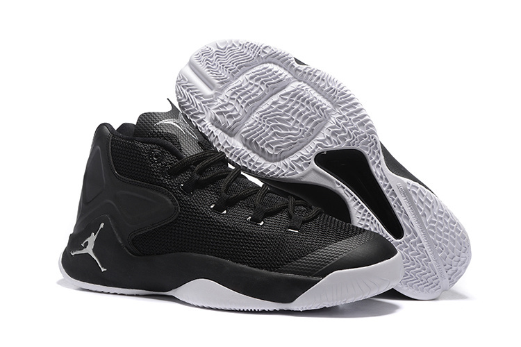 2016 Jordan Carmelo 12 Black White Shoes