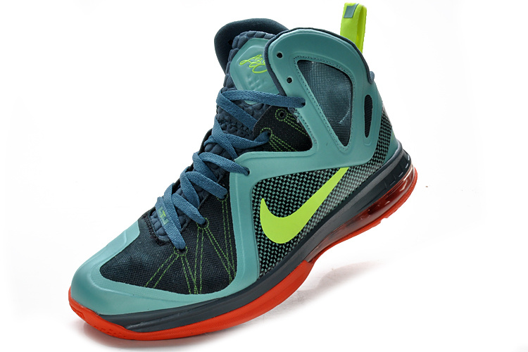 Lebron James 9 PS Elite Army Green Shoes