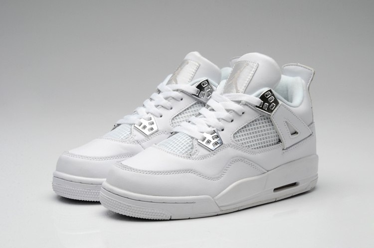 jordan iv all white