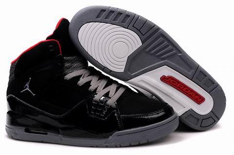 Air Jordan Jumpman Black Grey Shoes