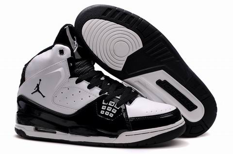 Air Jordan Jumpman Shoes Black White
