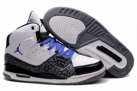 Air Jordan Jumpman Shoes White Black Cement