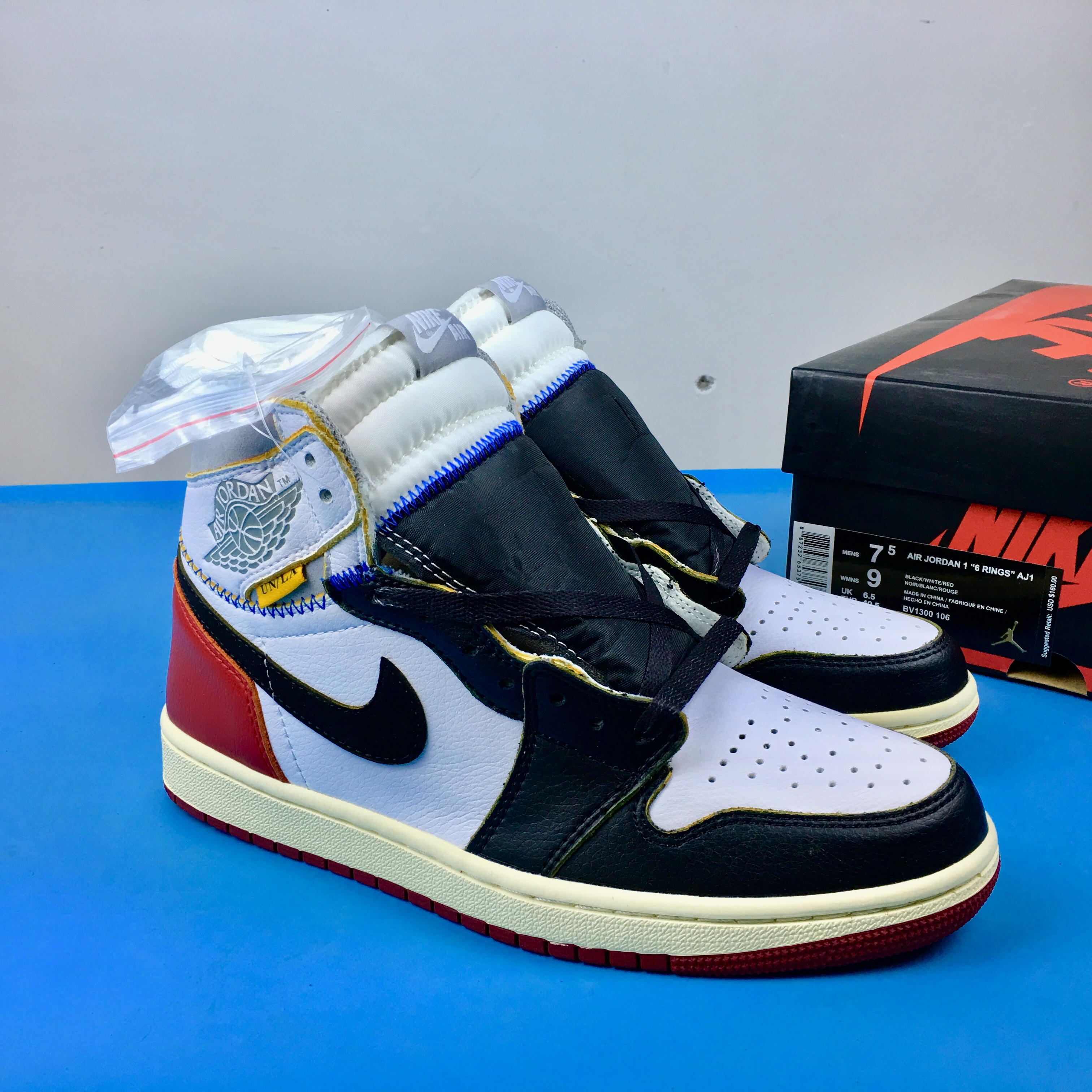 Union x Air Jordan 1 Retro High OG NRG Shoes