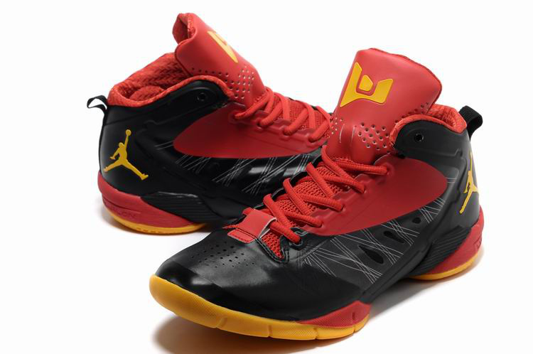 Classic Wade 2 Champion PE Black Red Yellow