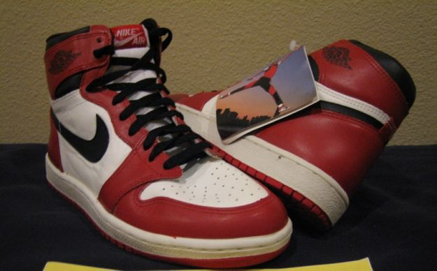 original air jordan 1 price