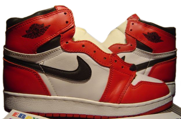 1994 Air Jordan 1 À Vendre
