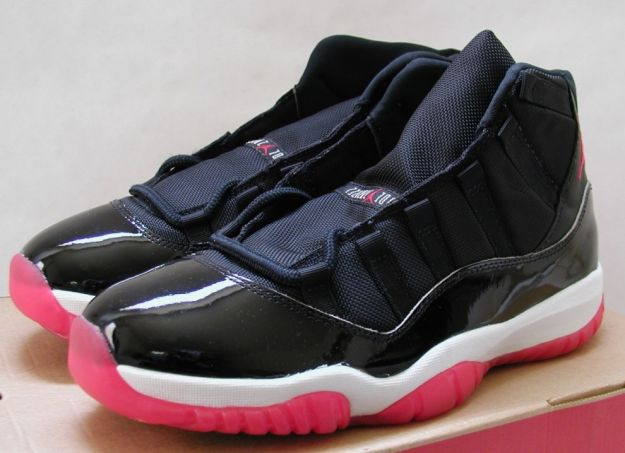 jordan 11 black true red white shoes shoes