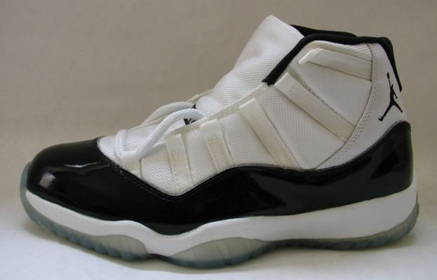 jordan 11 concord white black dark shoes