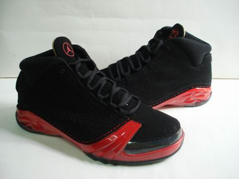 Air Jordan 23 Black Red Shoes