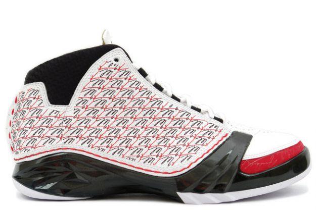 air jordan 23 shoes pictures