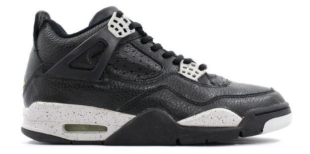 Jordan 4 Retro 1999 black black cool grey shoes