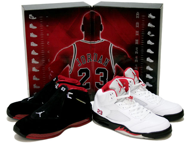 Acheter Package Air Jordan 18/5
